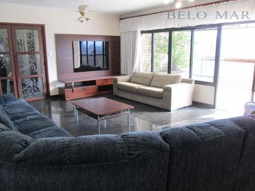 cobertura residencial à venda, canto do forte, praia grande. - codigo: co0009 - co0009