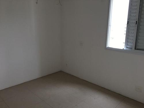 cobertura residencial à venda, casa branca, santo andré. - co0795