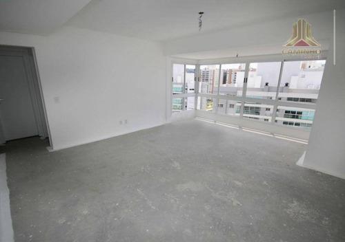 cobertura residencial à venda, central parque, porto alegre. - co0274