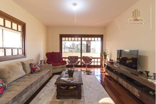 cobertura residencial à venda, centro, canoas. - co0408