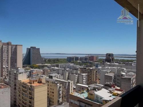 cobertura residencial à venda, centro histórico, porto alegre. - co0372