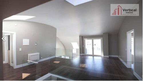 cobertura residencial à venda, centro, lisboa - co0288. - co0288