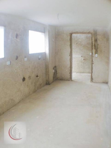 cobertura  residencial à venda, centro, mongaguá. - co0027