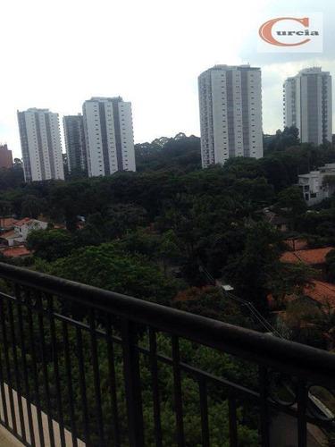 cobertura residencial à venda, chácara flora, são paulo - co0137. - co0137