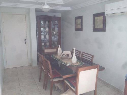 cobertura  residencial à venda, cidade ocian, praia grande. - co0052