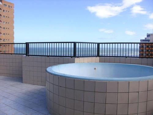 cobertura residencial à venda, cidade ocian, praia grande - co0121. - codigo: co0103 - co0103