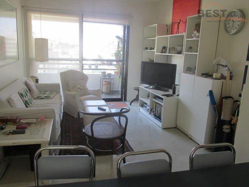 cobertura  residencial à venda, city lapa, são paulo. - co0186