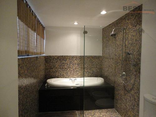 cobertura residencial à venda, city lapa, são paulo - co0201. - co0201