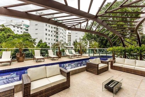 cobertura residencial à venda, ecoville, curitiba - co0057. - co0057