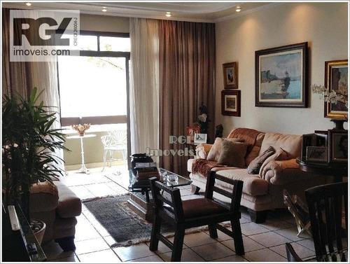 cobertura residencial à venda, embaré, santos - co0060. - co0060