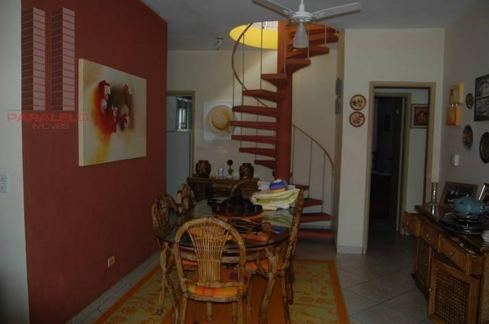 cobertura residencial à venda, enseada, guarujá. - co0052