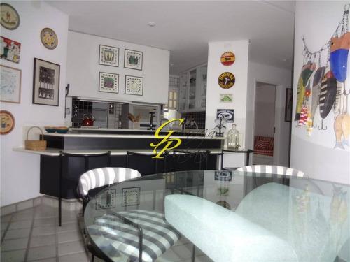 cobertura  residencial à venda, enseada, guarujá. - codigo: co0075 - co0075