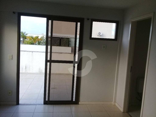 cobertura residencial à venda, gragoatá, niterói. - co4638