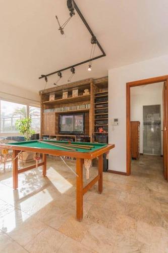 cobertura residencial à venda, higienópolis, porto alegre. - co0121