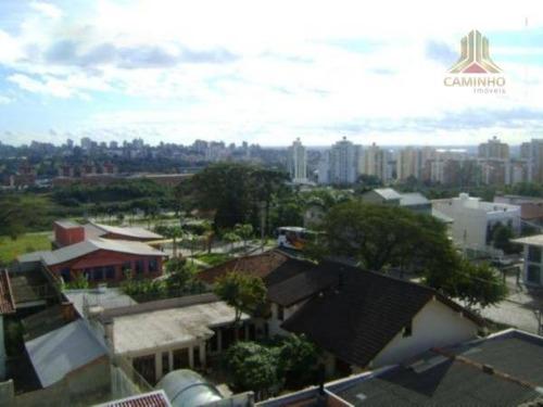 cobertura residencial à venda, higienópolis, porto alegre. - co0212