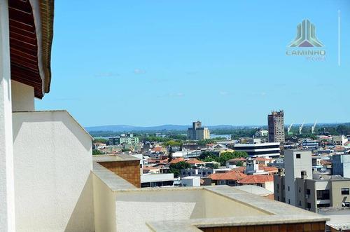 cobertura residencial à venda, higienópolis, porto alegre. - co0400