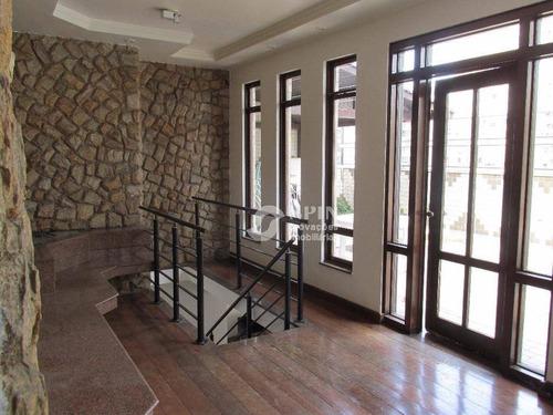 cobertura residencial à venda, icaraí, niterói - co0022. - co0022