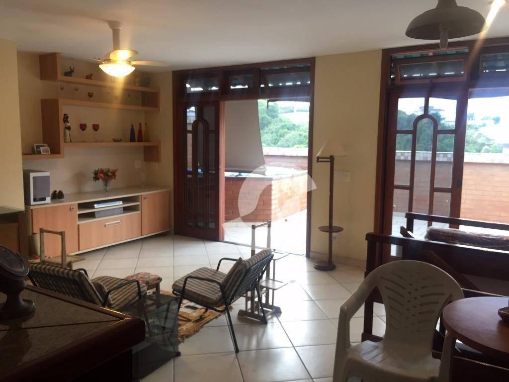 cobertura residencial à venda, icaraí, niterói. - co0086