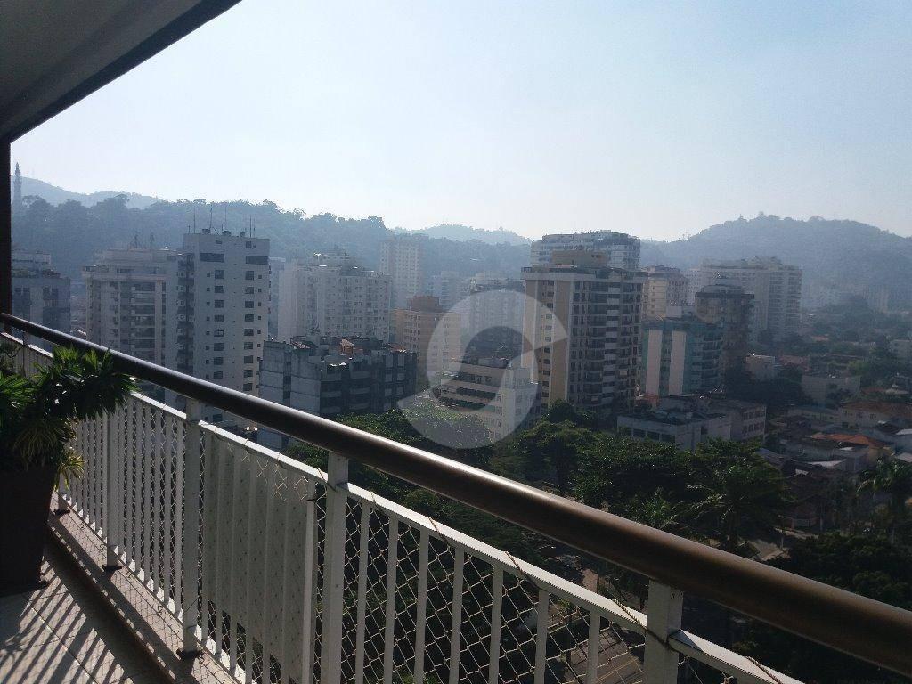 cobertura residencial à venda, icaraí, niterói. - co5712