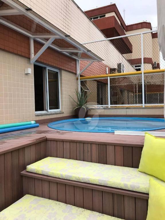 cobertura residencial à venda, icaraí, niterói. - co5734