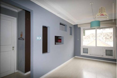 cobertura residencial à venda, independência, porto alegre. - co0448
