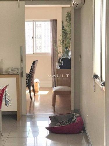 cobertura residencial à venda, indianópolis, são paulo. - co0025