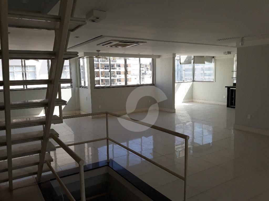 cobertura residencial à venda, ingá, niterói. - co0013