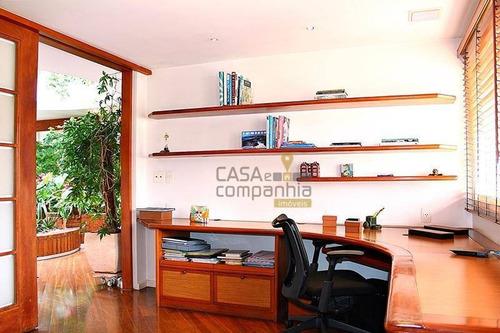 cobertura residencial à venda, itaim bibi, são paulo. - co0187