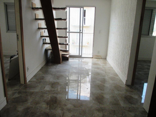 cobertura residencial à venda, itaquera, são paulo - co0030. - co0030