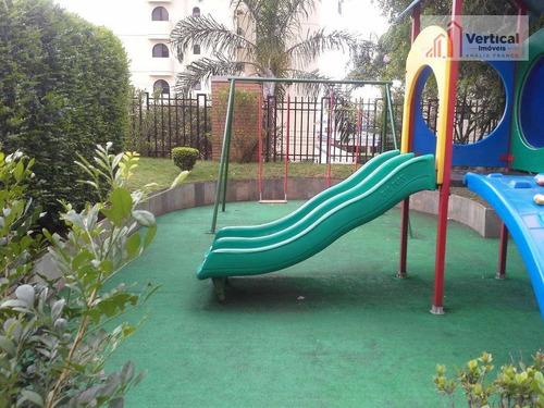 cobertura residencial à venda, jardim anália franco, são paulo - co0270. - co0270