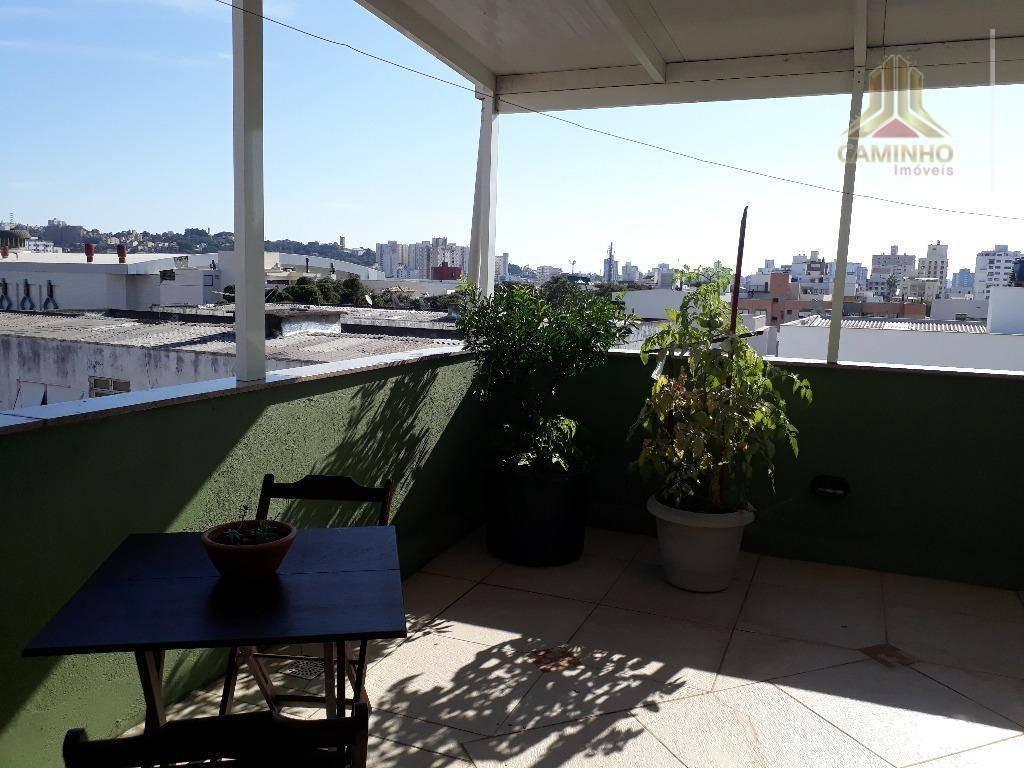 cobertura residencial à venda, jardim botânico, porto alegre. - co0441