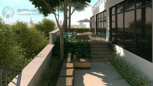 cobertura residencial à venda, jardim paulista, são paulo. - co0014