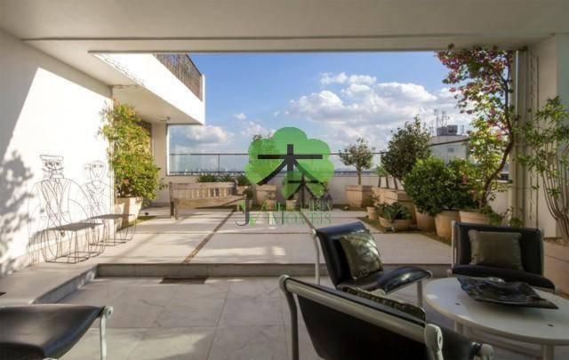 cobertura residencial à venda, jardim paulista, são paulo. - co0024