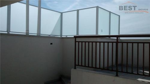 cobertura residencial à venda, lapa, são paulo - co0184. - co0184