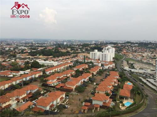 cobertura residencial à venda, loteamento residencial vila bella, campinas. - co0005