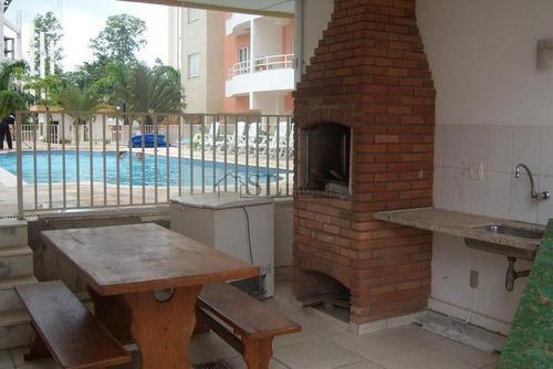 cobertura residencial à venda, mansões santo antônio, campinas - co0024. - co0024