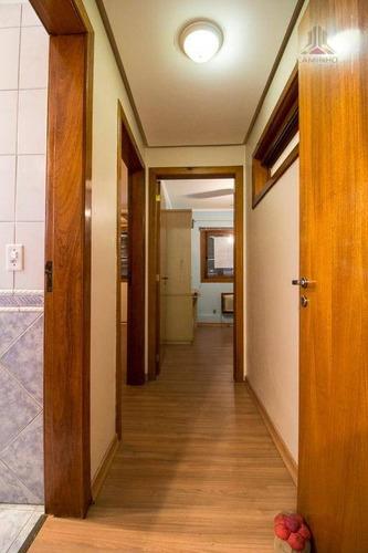 cobertura residencial à venda, marechal rondon, canoas. - co0414
