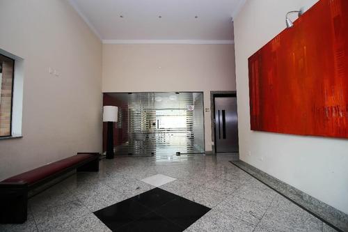 cobertura residencial à venda, moema, são paulo. - co0009