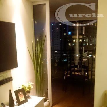 cobertura residencial à venda, moema, são paulo. - co0072
