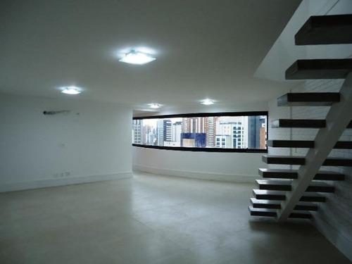 cobertura residencial à venda, moema, são paulo - co0075. - co0075