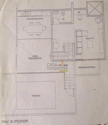 cobertura residencial à venda, moema, são paulo. - co0106