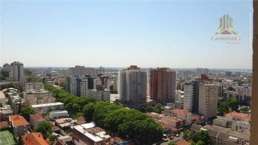 cobertura residencial à venda, moinhos de vento, porto alegre - co0175. - co0175