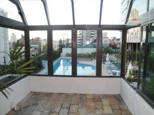 cobertura residencial à venda, mont serrat, porto alegre. - co0211