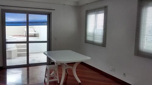 cobertura residencial à venda, mooca, são paulo - co0010. - co0010