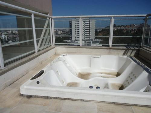 cobertura residencial à venda, morumbi, são paulo - co0066. - co0066