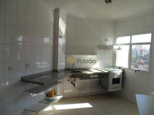cobertura residencial à venda, nova petrópolis, são bernardo do campo - co0027