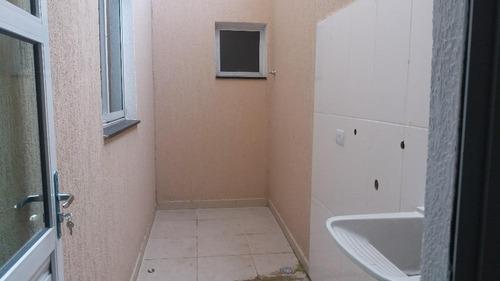 cobertura residencial à venda, parque capuava, santo andré. - co0495