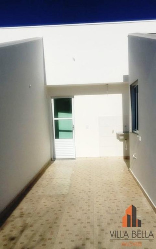 cobertura residencial à venda, parque capuava, santo andré. - co1042