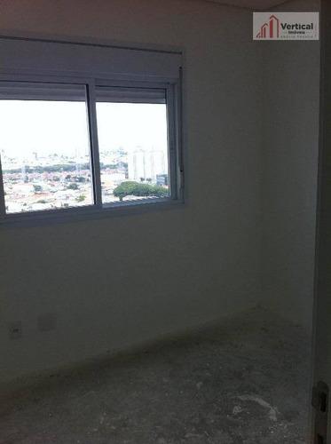 cobertura residencial à venda, parque da vila prudente, são paulo - co0275. - co0275