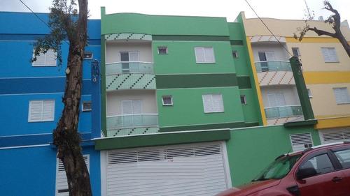 cobertura residencial à venda, parque erasmo assunção, santo andré - co0769. - co0769